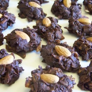 Coconut Almond Chocolate Candy