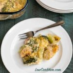 Low Carb Chicken Divan Casserole