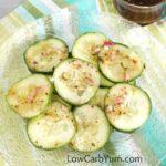 apple cider vinegar cucumber salad