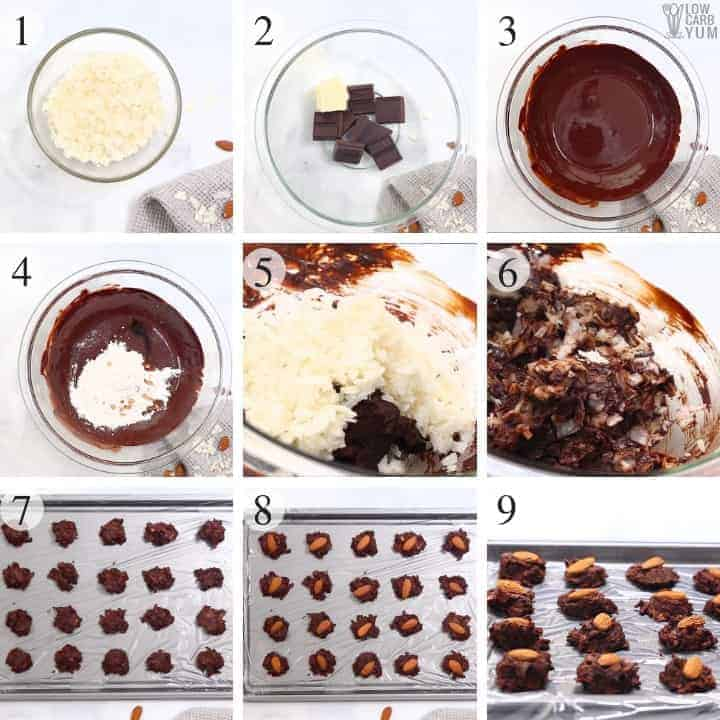 How to make chocolate covered coconut candy