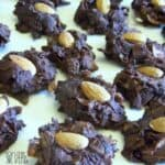 Low carb chocolate covered coconut candy recipe featured