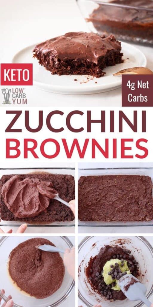 keto zucchini brownies recipe