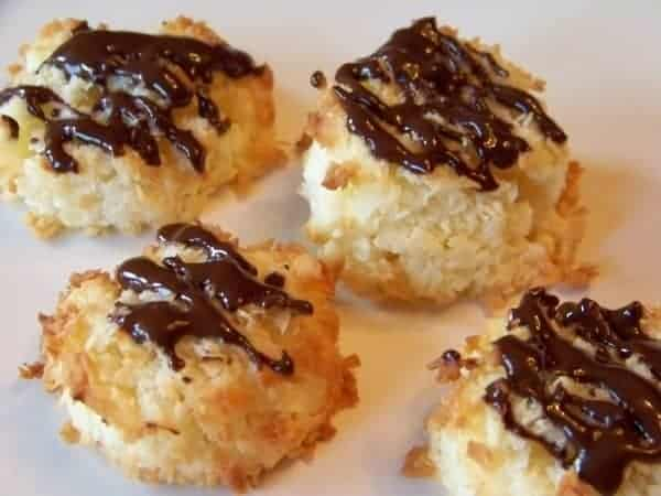 Sugar Free Low Carb Coconut Macaroons
