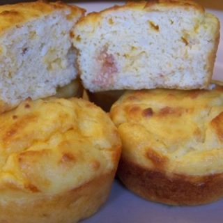 Bacon Egg and Cheese Muffins – Gluten Free