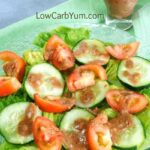 Blue Cheese Vinaigrette Dressing – Low Carb