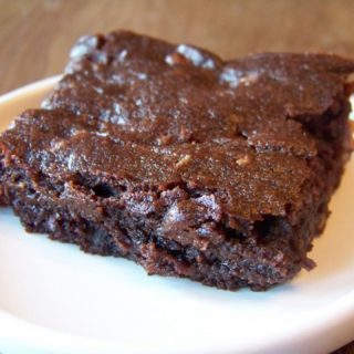 Low Carb Brownies – Gluten Free Option