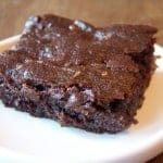 Low Carb Fudge Brownie