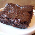 Low Carb Fudge Brownies