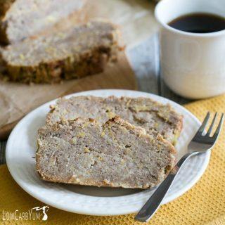 Summer Squash Bread – Gluten Free Option