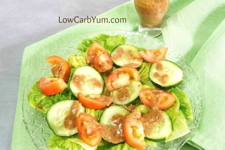Easy blue cheese vinaigrette dressing recipe