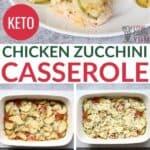 chicken zucchini casserole recipe