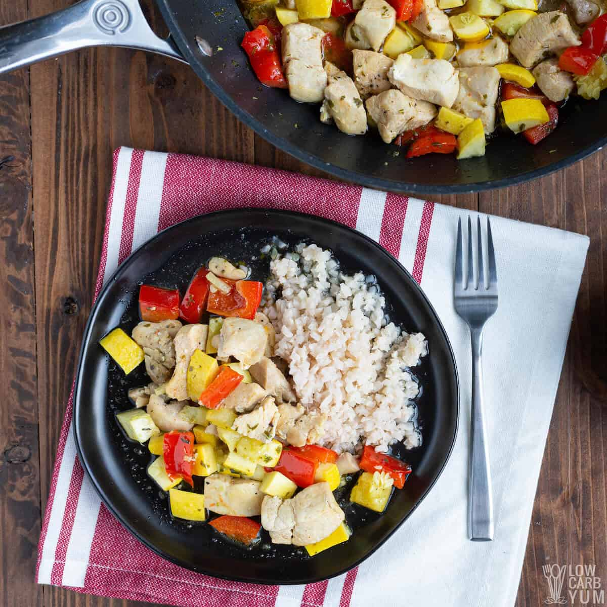 stir-fry without soy sauce