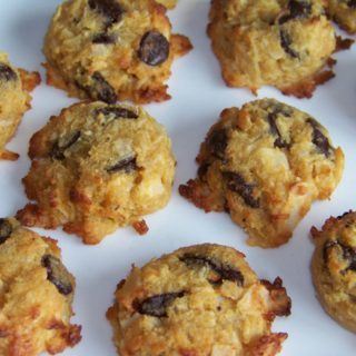 Coconut Chocolate Chip Cookies – Gluten Free
