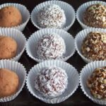 Sugar Free Almond Fudge Truffles