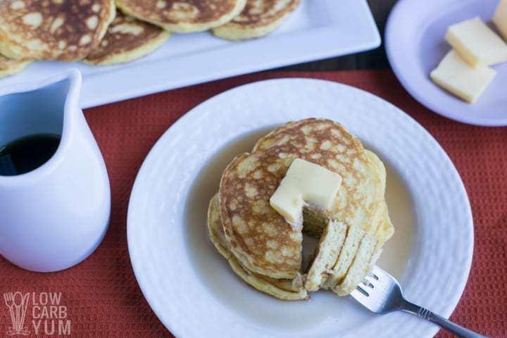 american pancakes lchf