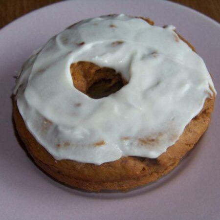 Gluten Free Pumpkin Cake Donuts
