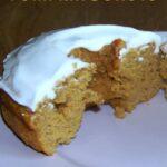 Low carb gluten free pumpkin donuts