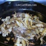 Maitake mushrooms recipe