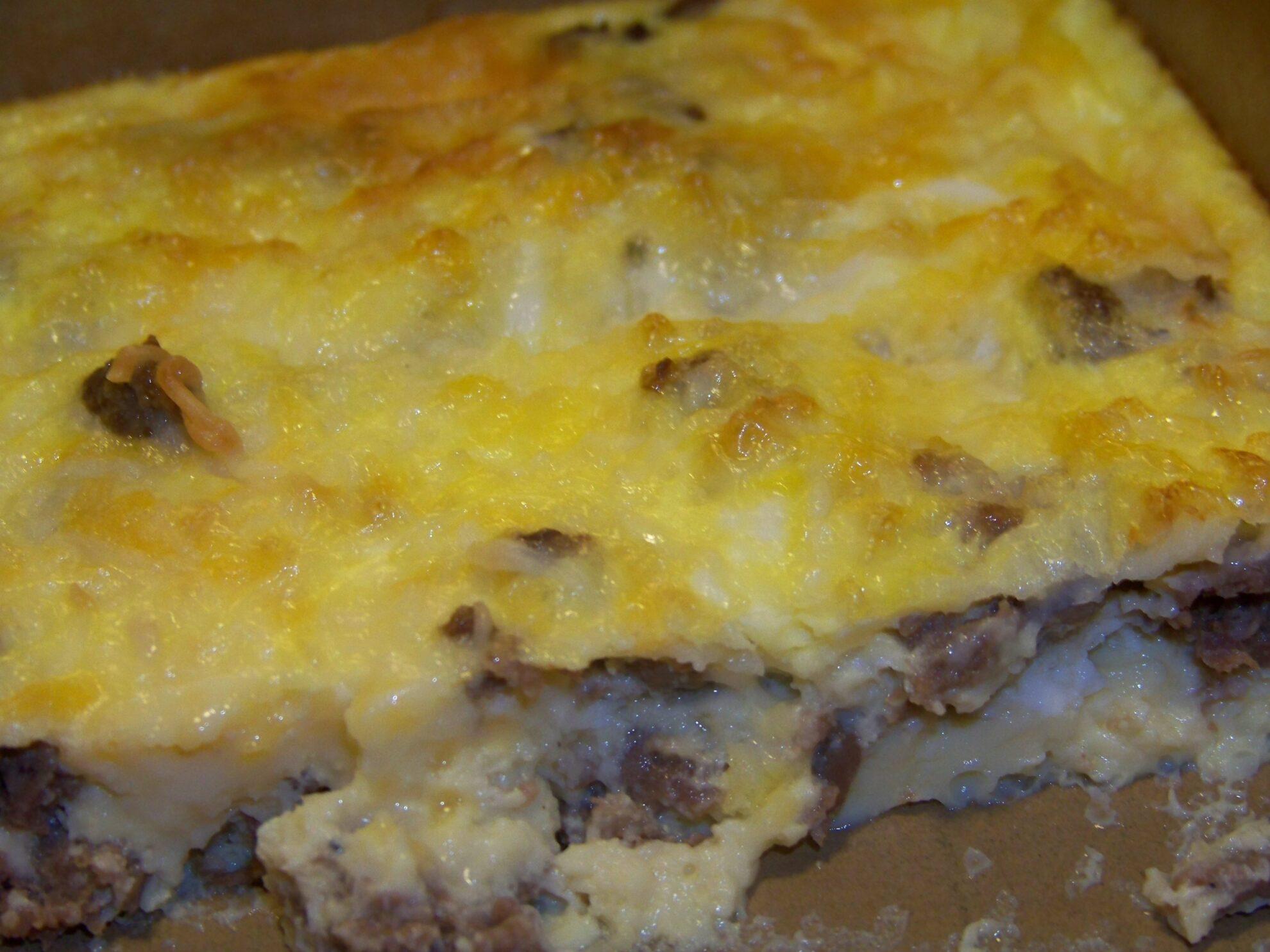 Egg casserole recipes low carb