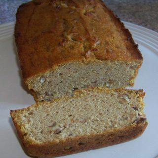 Gluten Free Pumpkin Bread – Coconut Flour Based