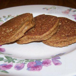 Gluten Free Pumpkin Pancakes