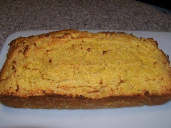 Low Carb Corn Bread