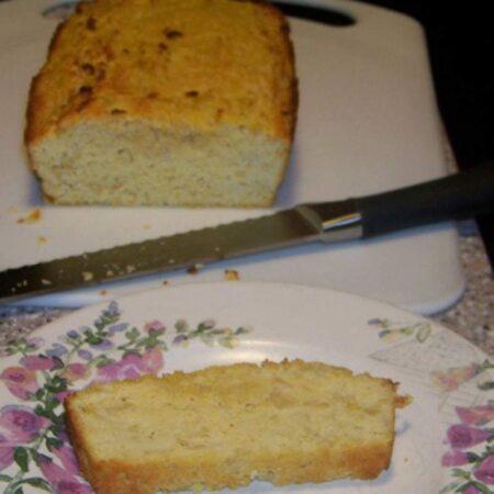 Coconut Flour Cornbread