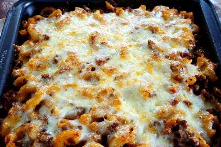 Delicious chili mac recipe
