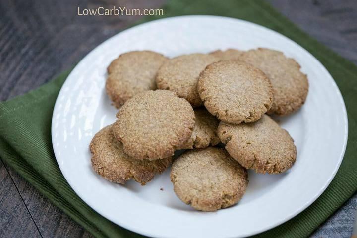 Gluten free soft ginger cookies
