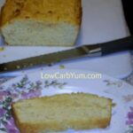 Low carb gluten free coconut flour cornbread