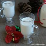 Low carb sugar free eggnog recipe
