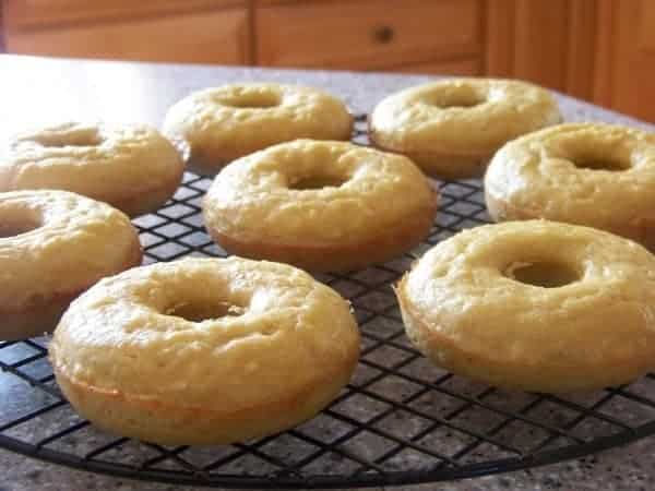 Low Carb Coconut Flour Donuts