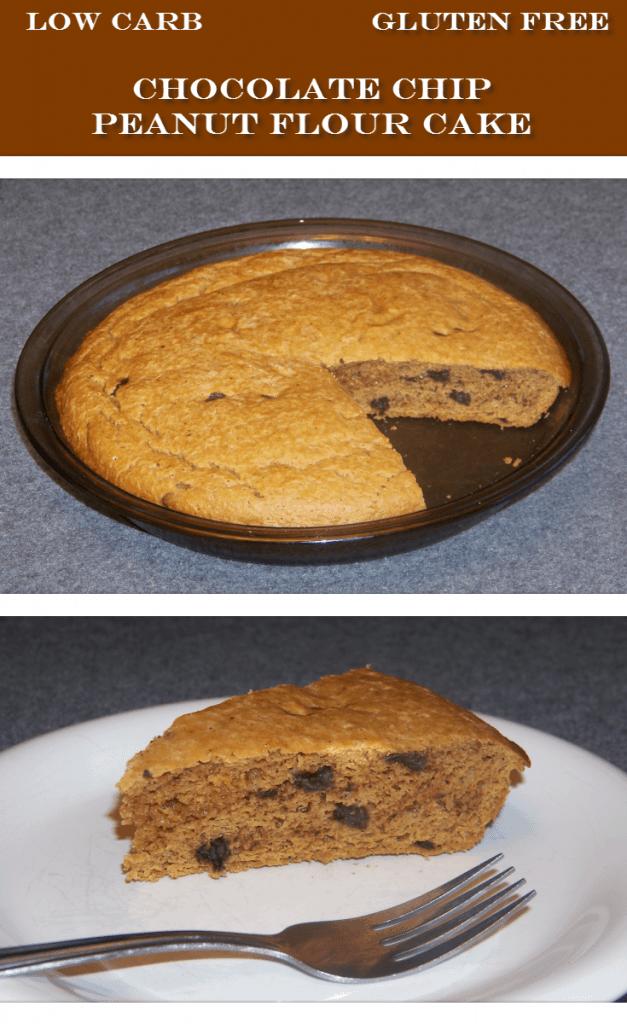 Chocolate Chip PF Cake