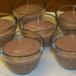 Instant Low Carb Chocolate Pudding