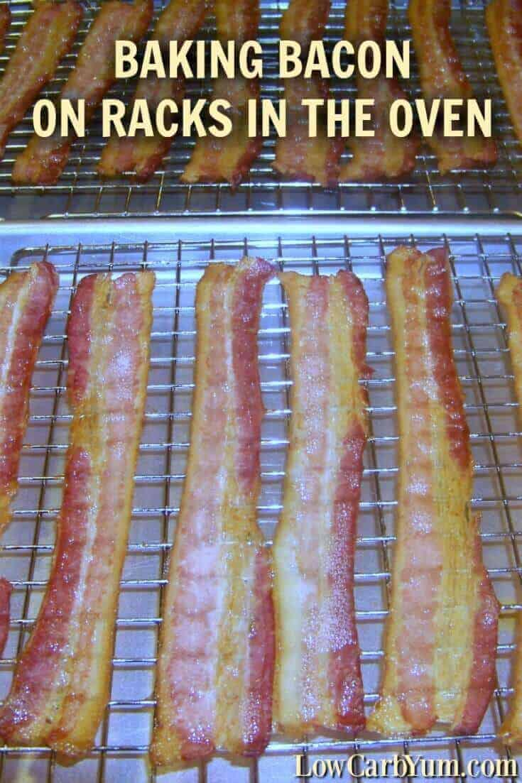 Baking Bacon Is Much Easier Than Frying It Up In A Pan This Method Raises