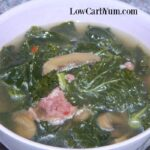 Kale soup with sausage recipe