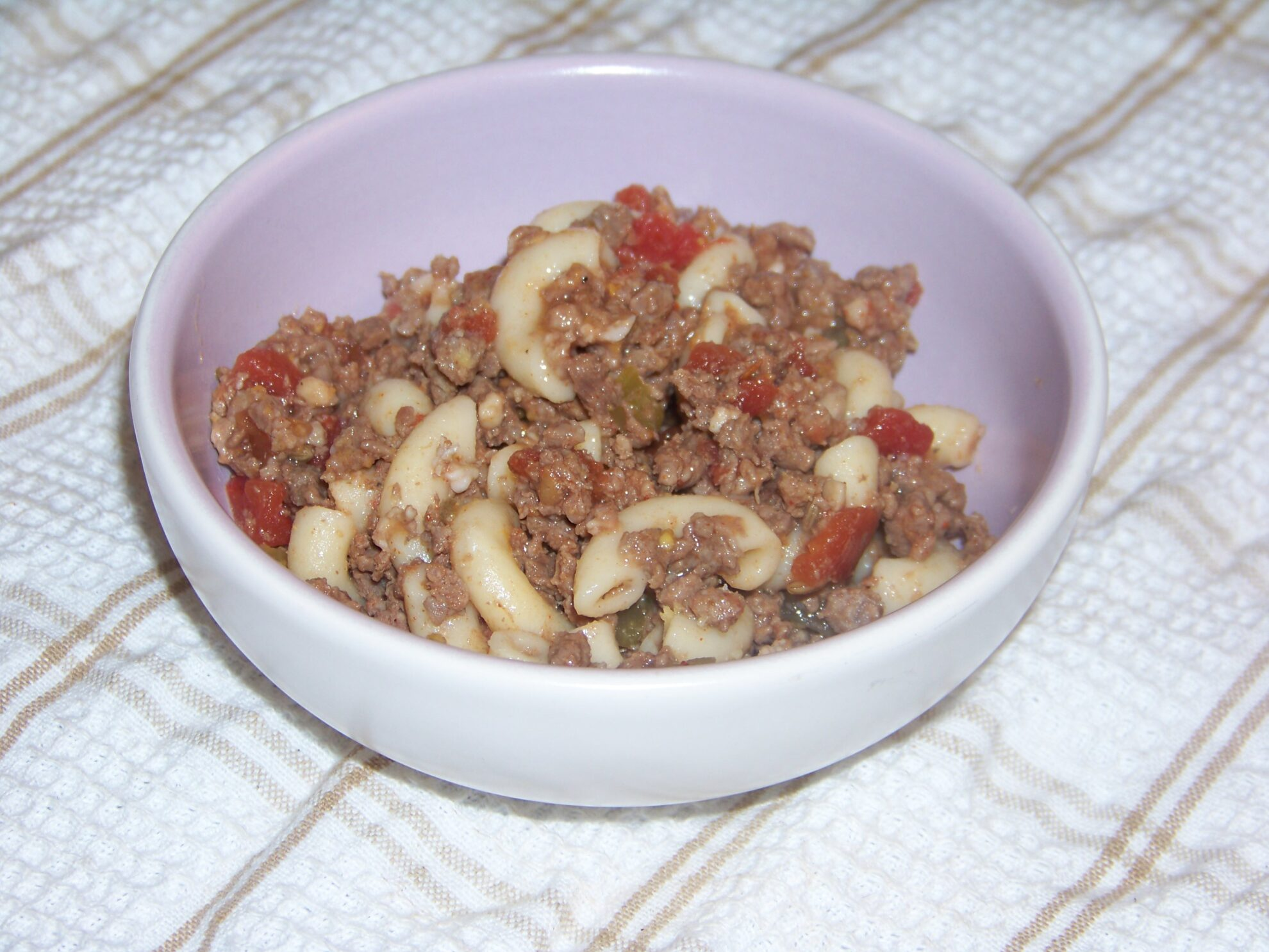 easy goulash quick and easy recipe quick and easy goulash recipe wendy ...