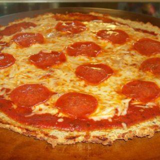 Coconut Flour Pizza Crust – Gluten Free