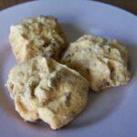 Overnight Pecan Meringue Cookies