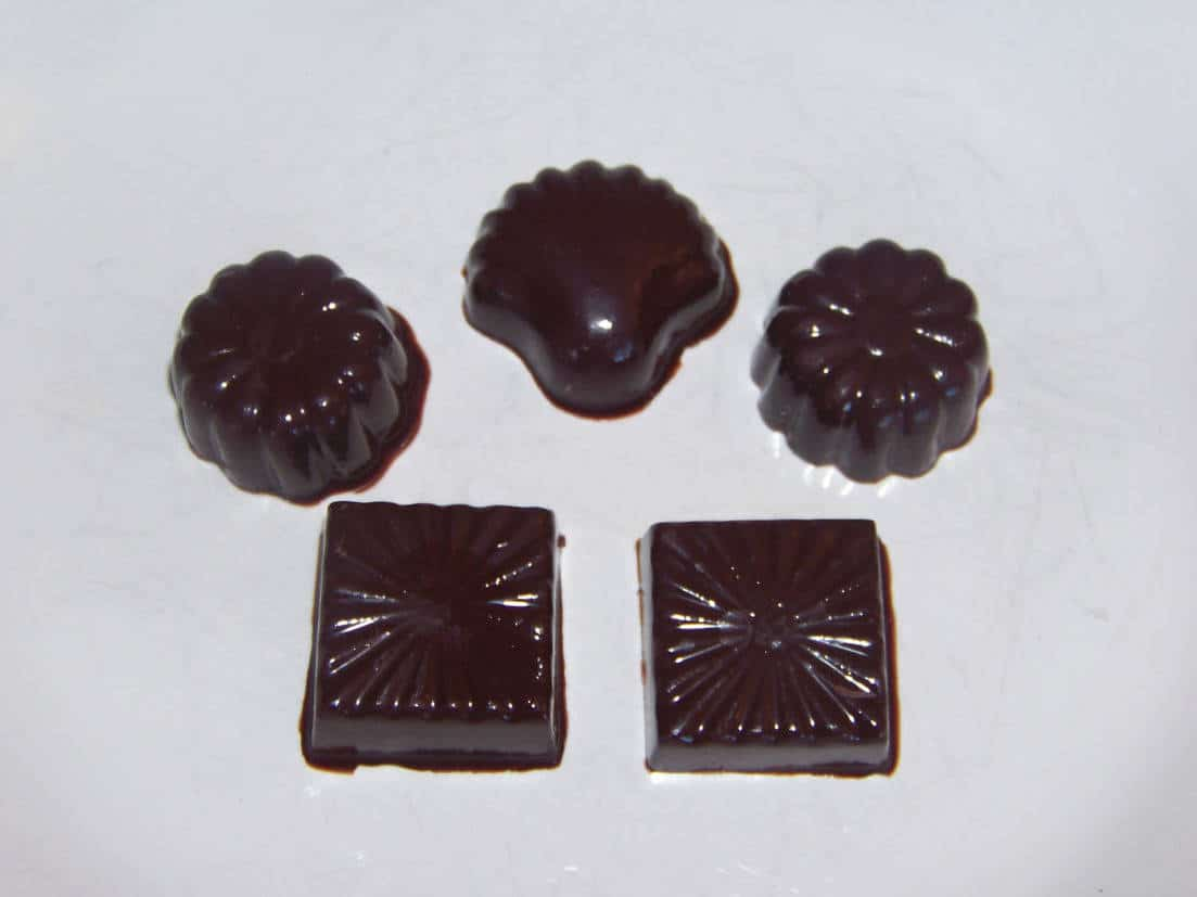 low carb chocolate candy mold