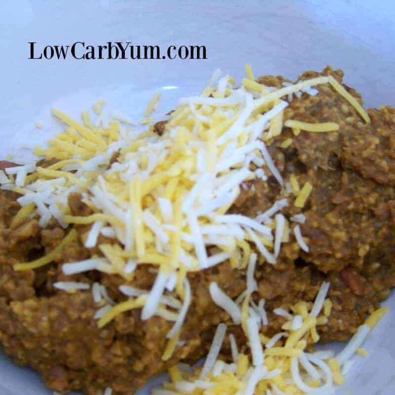 Low Carb Refried Beans Recipe with Bacon