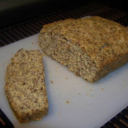 Coconut Flour Flax Bread or Muffins