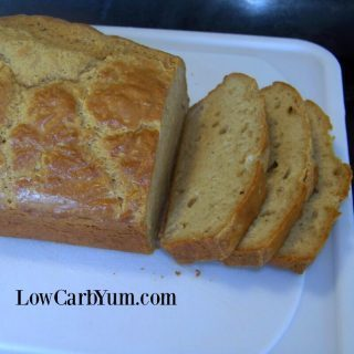 Peanut Flour Recipes – Low Carb Bread