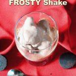 Chocolate low carb shakes