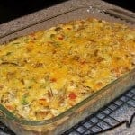 Summer Crab and Vegetable Bake