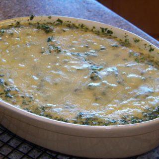 Cheesy Tuna Spinach Casserole Recipe – Gluten Free