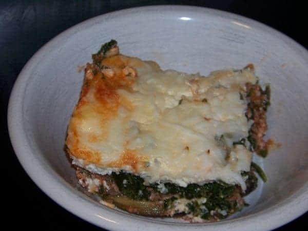 No Noodles About It - The Best Low Carb Lasagna Recipe — Dishmaps