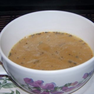 Easy Pumpkin Bean Soup – Gluten and Dairy Free