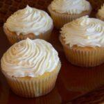 Gluten Free Coconut Cupcakes
