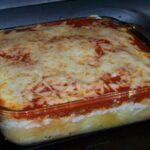 Spaghetti Squash Lasagna Casserole